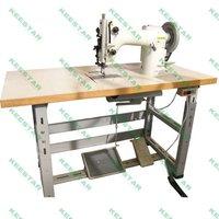 253 single needle extra heavy duty large horizontal axis hook upholstery sewing machine