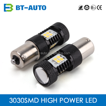 High Power 14Smd3030 7.5W Constant Current, Non-Polarity Ba15S Bau15S Ba15D Bay15D Canbus Led For Car