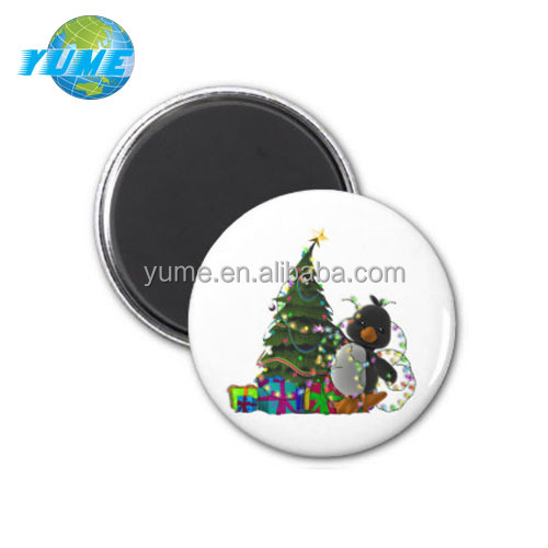 Promotional Christian Bright Christmas Fridge Magnets