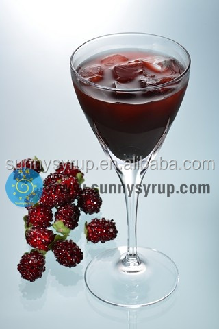 new premium Mulberry Concentrated Juice & Syrup