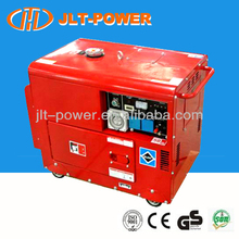 5kw small and quite used 5kw diesel emergency generator