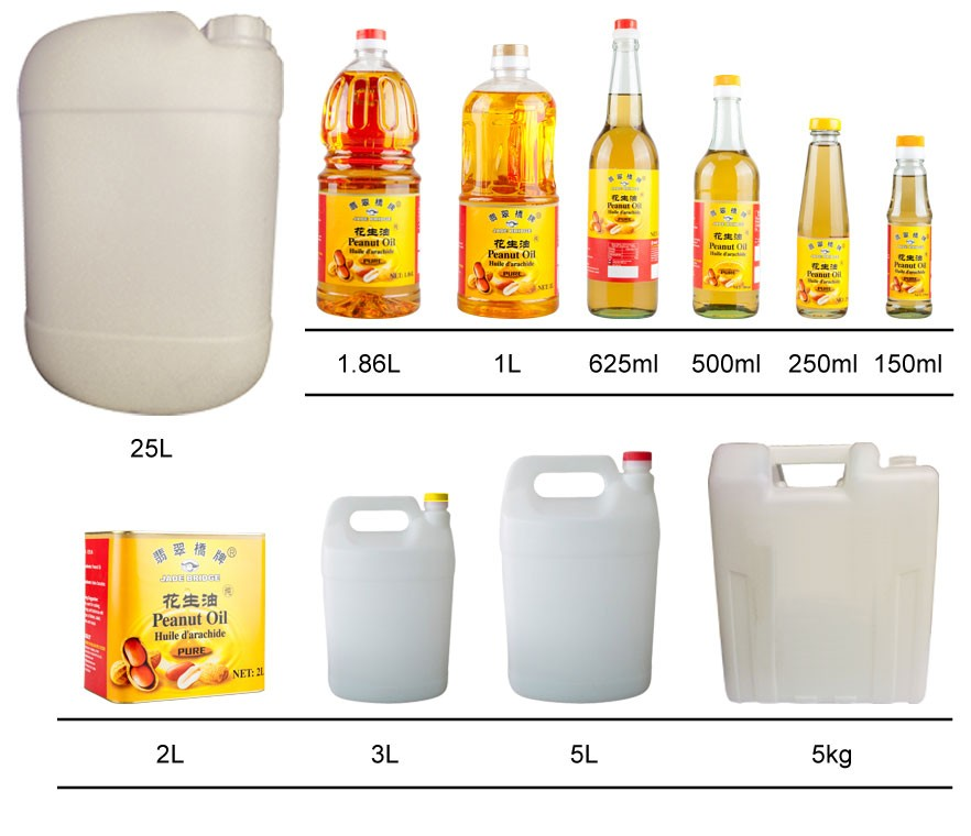1L refined peanut oil