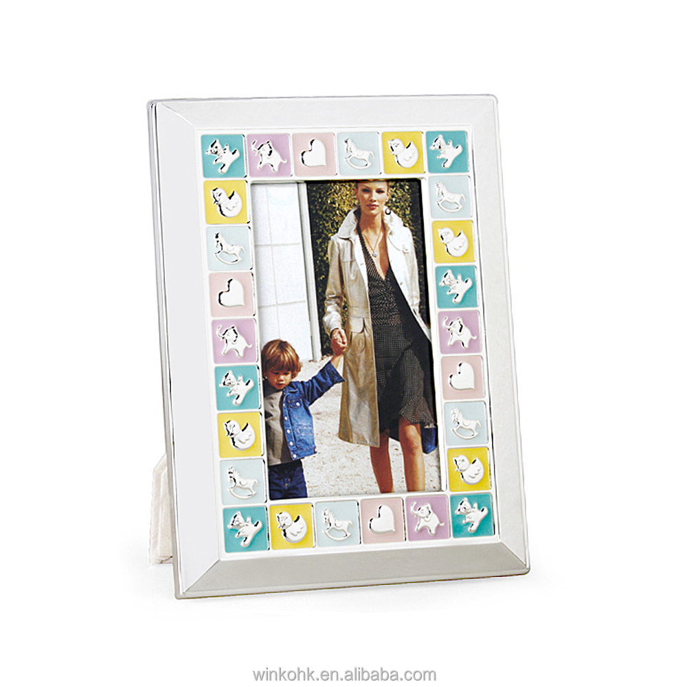 WINKO Multi Toy baby photo frame metal photo frame picture frame