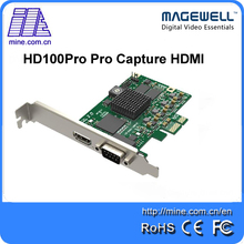 Newest Hd Video Capture Card Game Capture 1080p HD100Pro Laptop Capture Card HDMI