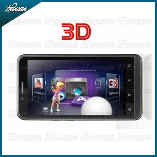 MTK6575 ZP200 android smart phone 3D WIFI 1GHZ CPU