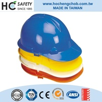 WH101 yellow PPE en397 plastic protect miner construction safety helmets
