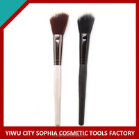 Newest factory sale trendy style professional liquid foundation brush with good offer
