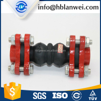 BS standard neoprene flexible pipe rubber joint