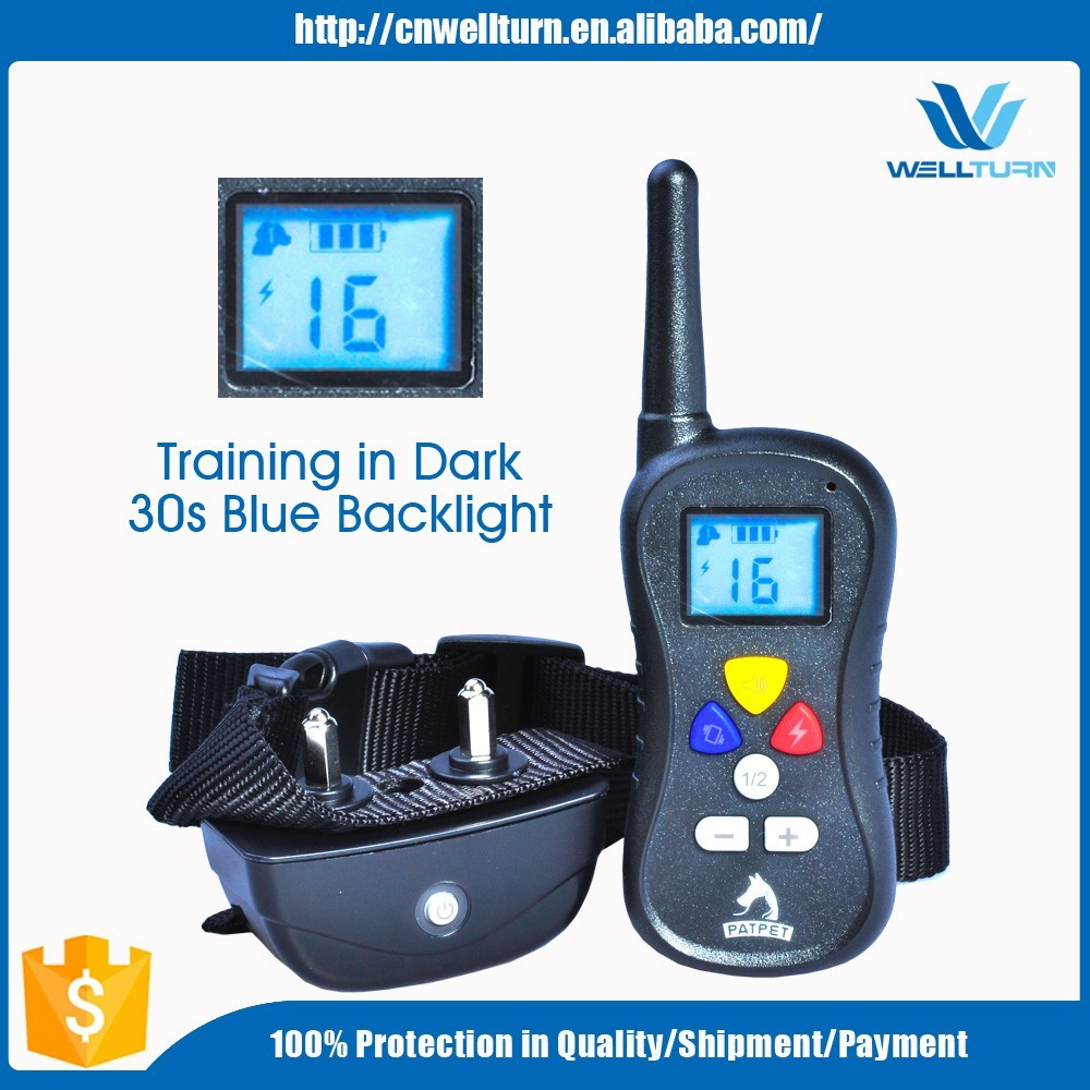 Hot Selling Remote Control Cheap Best Electronic Dog Training Collar
