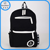 cute rucksack double shoulder canvas backpack bag