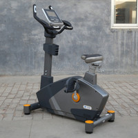 Second Hand Gym Equipment of Commercial Upright Bike TZ-7016