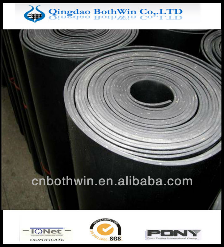 15mm thickness Neoprene Rubber Sheets / rubber sheet for sole
