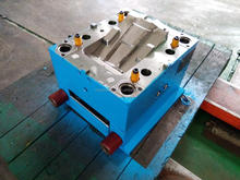 Plastic injection molding auto component part
