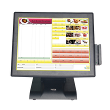 15inch Resistive Touch Screen POS System for lottery