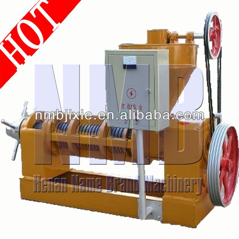 95 model 150kg per hour oil press line