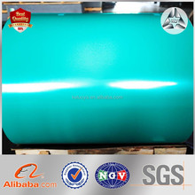 Structural Steel Al-Zinc PPGL Plate PPGI Steel Plate Color Coated Plate Specification Prepainted Coil