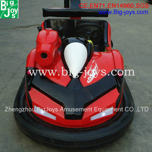 amusement park bumper car for kids & adult, commercial battery/electric bumper car ride