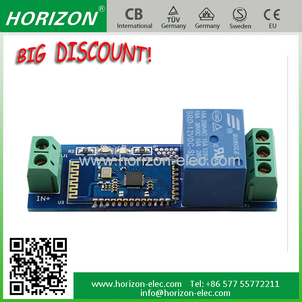 High quality of Android & ios IOT bluetooth relay 2.0/4.0 bluetooth module price