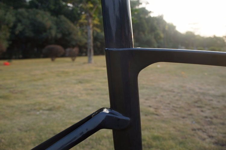 AERO design! Carbon time trial bike frame, UD/MATT/PAINTING carbon frame time trial