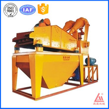 Recycling Sand machine for sand & fines recovery plant of Lei Meng Machine