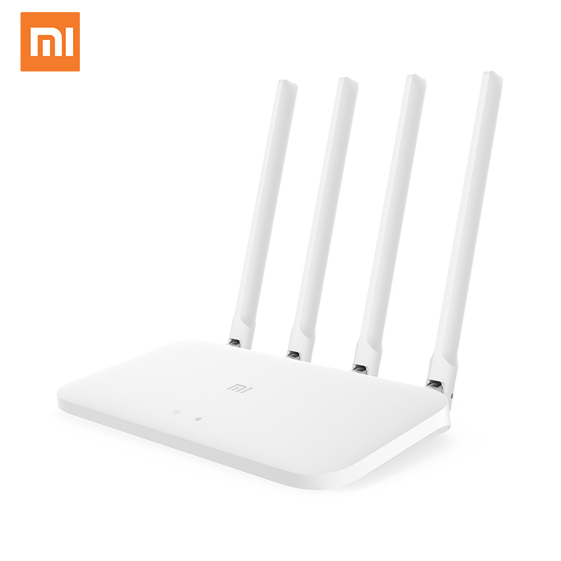 Global version Xiaomi Mi 4A Router 2.4GHz +5GHz <strong>WiFi</strong> 16MB ROM + 128MB DDR3 High Gain 4 Antenna APP Control IPv6
