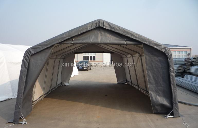 Folding Portable Car Garage : China supplier light steel portable folding garage buy