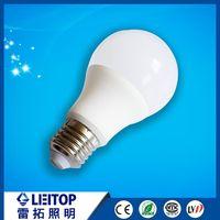 led light source and warm white color temperature 800lumens 8w watt light led bulbs