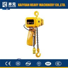 2015 light weight electric chain kito hoist