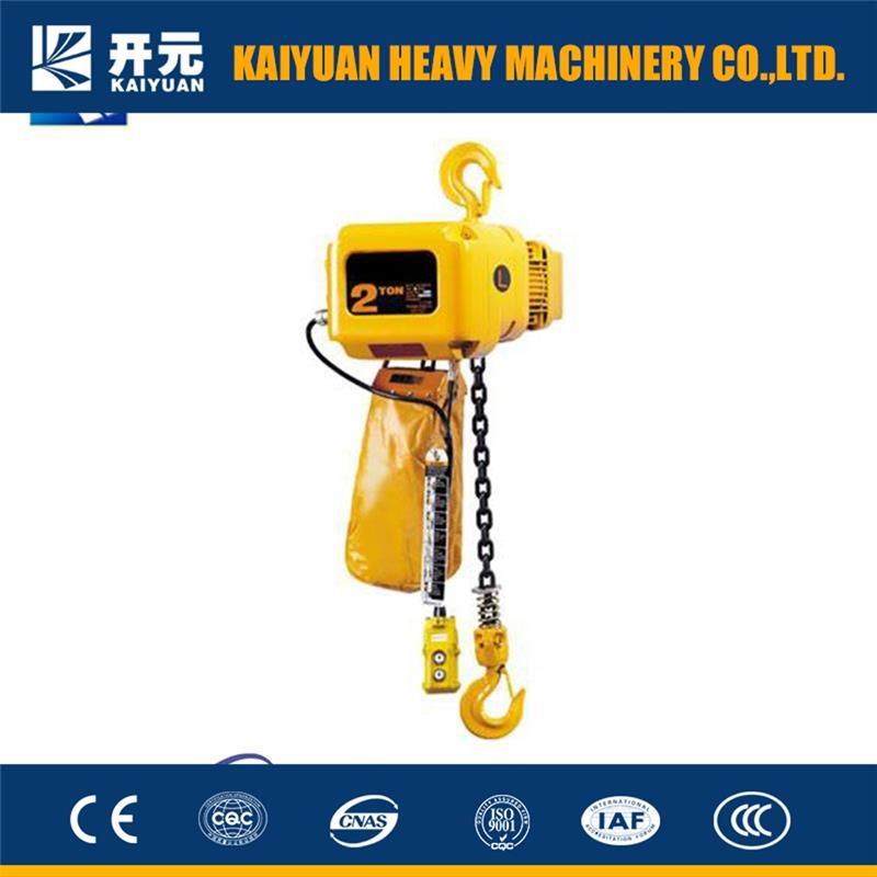 2017 light weight electric chain kito hoist