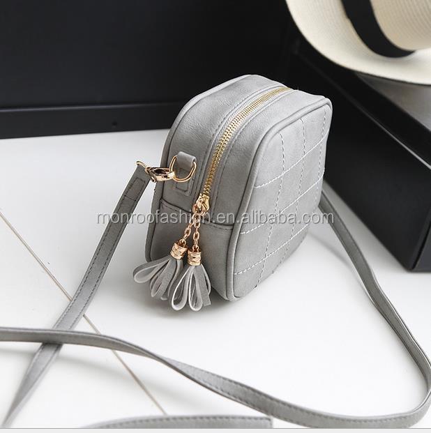 Monroo korea fashion women's bag ladies wholesale cheap small handbags