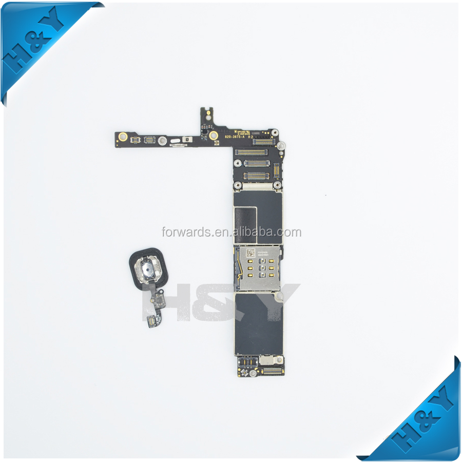 Original used logic board in huge stock with low price for the most popular mobile phone