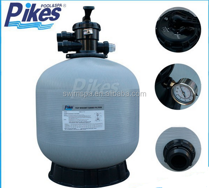 Best price wholesale water well fiberglass swimming pool sand filter