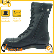 New design special motorcycle military boots with great price