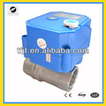 autormatic shut off with electric+manual SS304 12v valve for drinking water system