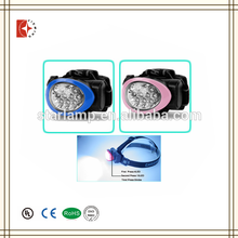 Super-Bright LED Flood Light Head Lamp