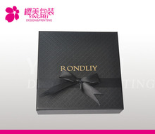 Factory Custom Printed Luxury Decorative Packing Gift packaging box