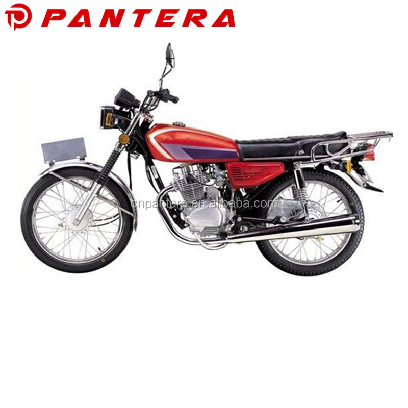 Cheap African market 4-stroke Cg125 motorcycle 150 cc