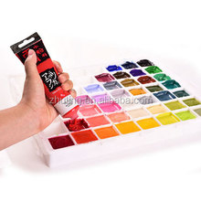 58 colors 100ml art acrylic paint art supplies for artist students