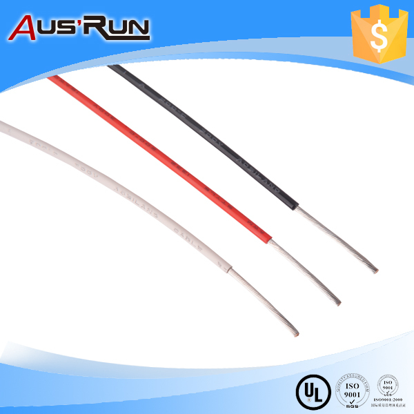 2017 China manufacturer Water Resistant Teflon FEP Insulated Wire