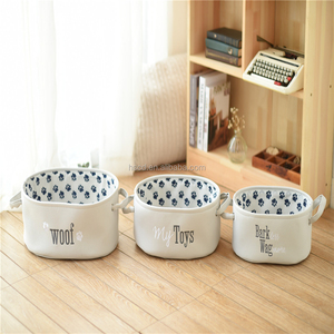 cube organizer baskets container box plastik collapsible storage box