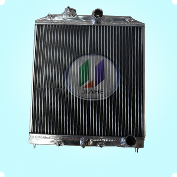 high performance water cooling auto radiator for Chrysler Jeep Wrangler 87-91 1987 1988 1989 1990 1991