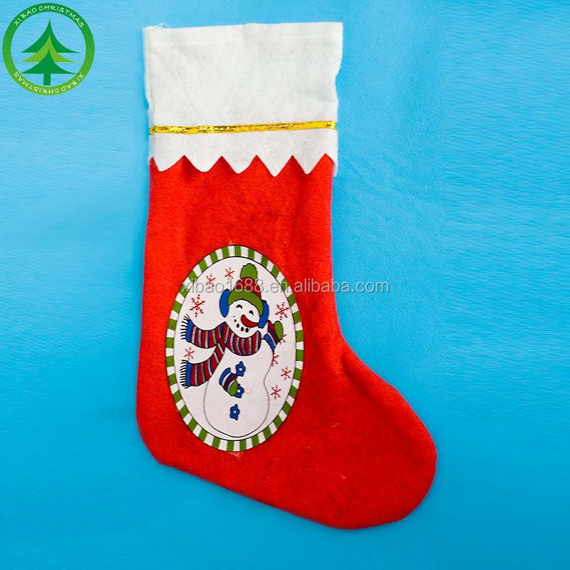 xibao brand wholesale and retail fashion cheap christmas - Wholesale Christmas Stockings