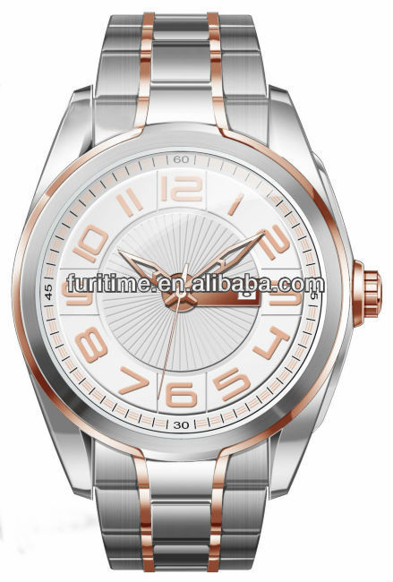 2013 new cheap wholesale price trendy sport watch all stainless steel watch