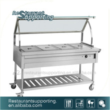 Fast Food Restaurant/Hotel Kitchen Equipment Electric Bain Marie Food Warmer