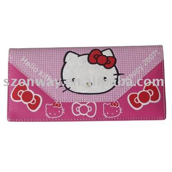hello kitty girl purse