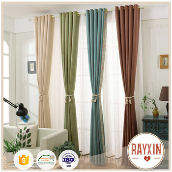 Wonderful quality Rayxin B2802 down quilted animal curtain