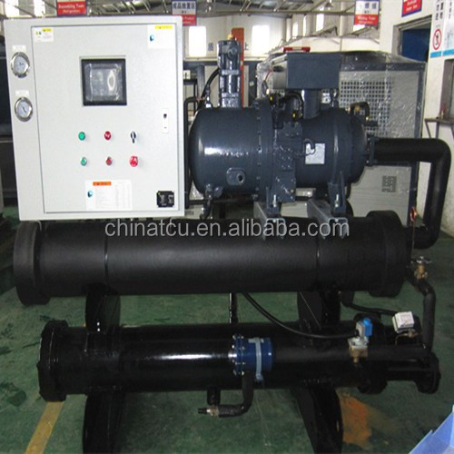 AC-855WS water cooled chiller plant