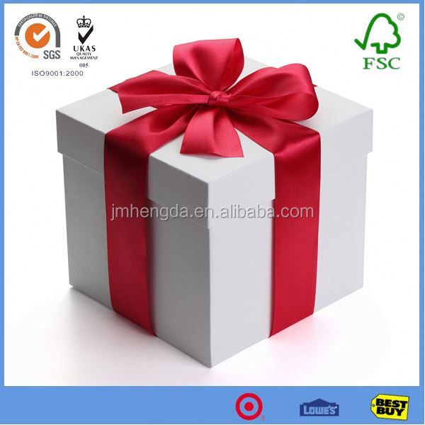 Custom high quality candy shape box