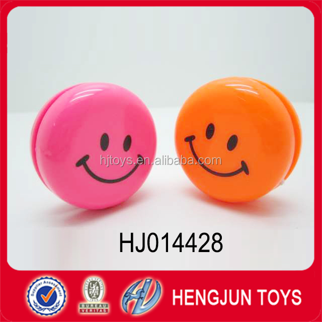 EN71/CE/ASTM/HR4040 promotion toy kid gift plastic cheap yoyo