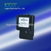 Single Phase Front Panel Mounted Mechanical energy meters,kw panel meter